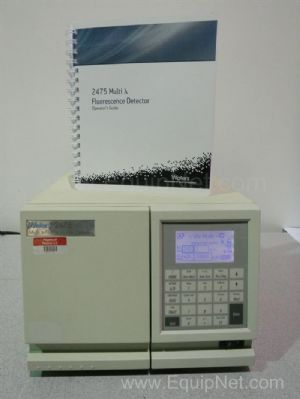 Waters 2475 Multiwavelength Fluorescence Detector
