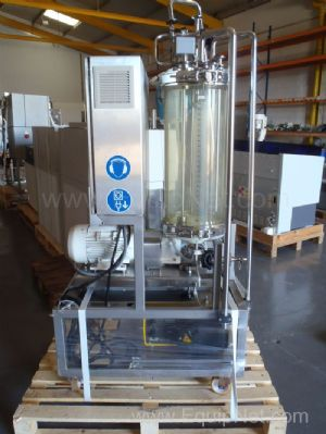 Millipore M30 Tangential Flow Filtration System