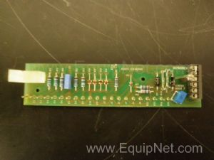 Lot Of 4 540-904 Servomex Circuit Boards