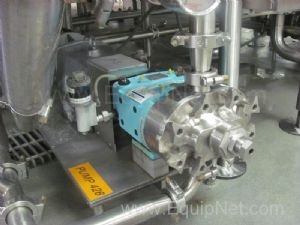 Waukesha Model 030 Skid Mounted Centrifugal Pump