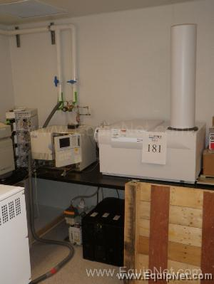 Agilent 6210 TOF Mass Spectrometer with Shimadzu HPLC System