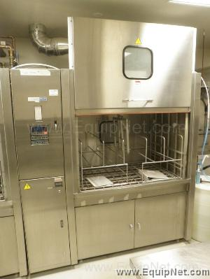 Steris Basil 3500 Cage and Bottle Washer
