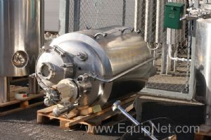 GEA Diessel 400 Litre Net Volume 316L Stainless steel Reactor