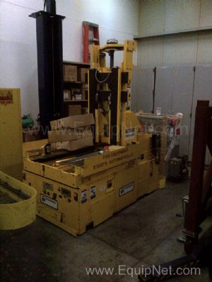 HK Systems AGV Eagle II Automatic Guided Vehicle Lift