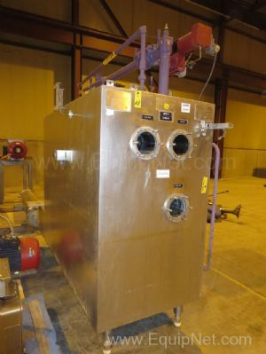 Gerstenberg and Agger Stainless Steel Perfector (1+2)X92R And MPU- Line 8