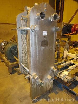 Cherry Burrell Thermaflex Plate and Frame Heat Exchanger - Line 15