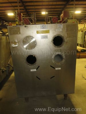 Gerstenberg and Agger Perfector 2-1+2 x 92R Barrel Scrape Surface Heat Exchanger - Line 7