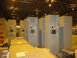 Lot of 10 Siemens Sinamics G120E Variable Speed A/C Drives
