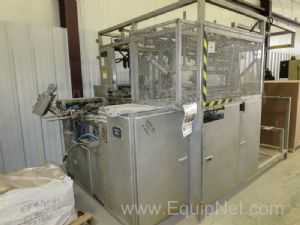 Sabel Automatic Case PackerInfeed Conveyor for Case Packer - Line 6
