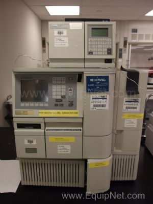 Waters 2695 Separations Module With 2487 Dual Absorbance Detector ''Needs Repair''