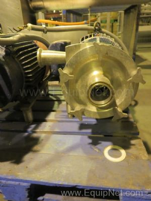 Fristam 25 HP Stainless Steel Centrifugal Pump