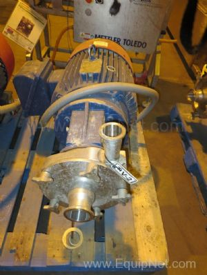 Fristam 30 HP Stainless Steel Centrifugal Pump