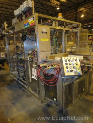 Sabel Engeineering SE Bottom Loading Case Packer - Line 12