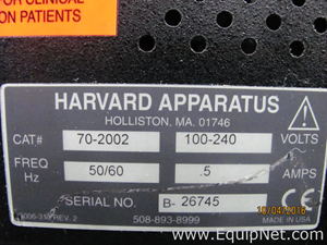 Harvard Apparatus PHD 2000 Dual Syringe Pump