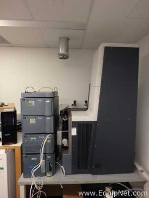 Waters Xevo G2 TOF Mass Spectrometer With Acquity Front End UPLC System
