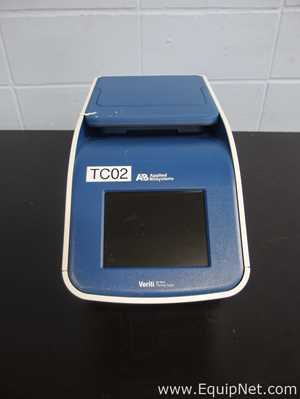 Applied Biosystems Veriti 96 Well Thermal Cycler