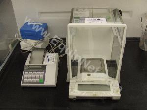 Mettler AT261 Analytical Balance With GA45 Printer