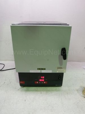 Fisher Scientific 65014 Isotemp Programmable Muffle Furnace