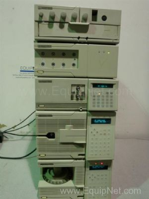 HP 1050 Series HPLC System