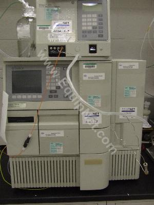 Waters 2695 HPLC System with 486 Detector