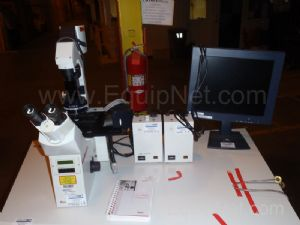 Leica DMIRRE Inverted Microscope