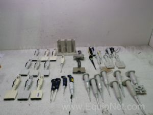 Lot of Assorted Pipettes