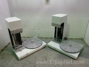 Lot of 2 Liconic AG Tecan LDR 921 Microplate Carousel
