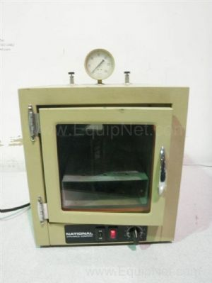National Appliance 5831-6 Laboratory Benchtop Vacuum Oven