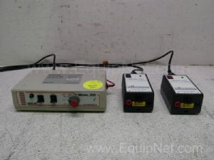 Lot of 3 Assorted Power Supplies