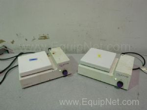 Lot of 2 Thermolye Nuova Magnetic Stirrer Plates