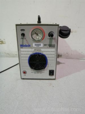 Welch 202501 Dry Vacuum System