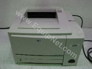 Hewlett Packard Laserjet 2200d Printer