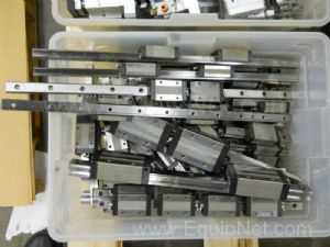 THK Lenier Guide Blocks and Rails