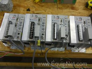 Allen Bradley Kinetix Ultra 3000 Multi-Axis Servo Drives Lot of 4