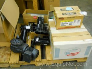 Lot of Various Electric Motors