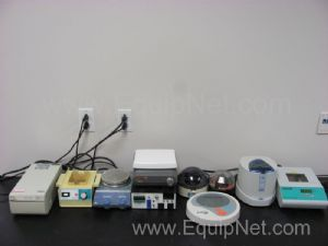 Lot of Assorted Lab Equipment