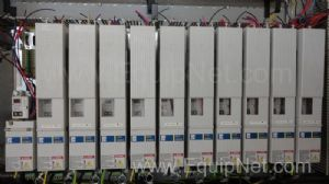 Lot of 11 off Indramat Servo Drives DKCO2.3-040-7-FW with Firmware Module FWA-ECODR3-SGP-01VRS