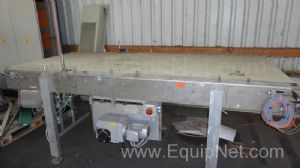 Winkler and Dunnebier Transfer Conveyor fitted with a 1250mm wide Conveyor Belt