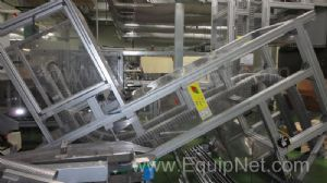 Flexlink side pressure Carton Elevator Conveyor unit