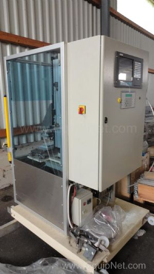 Wafer Punching Laboratory trails machine complete controls for measuring wafer punching force