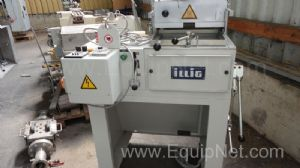 Illig KFG 37 Laboratory Wafer Forming Machine with heated Forming area