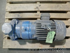 Emerson EL45 Motor-Pump 7 Hp