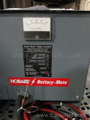 Hobart Battery-Mate Battery Charger Model 510M1-6