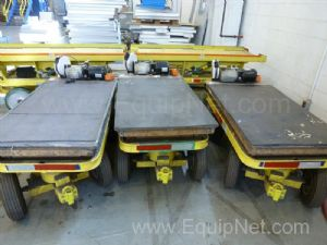 Lot of (5) Pregrine Truck Carts DOT C2 Rated