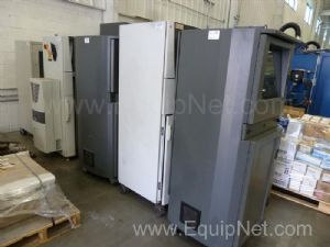 Lot of (5) Various Computer Cabinets