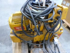 Lot of (5) Chain Falls And Hoists