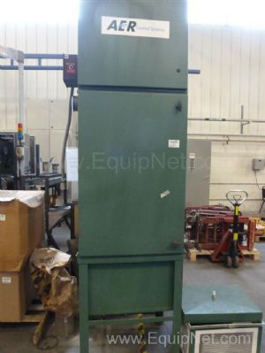 AER Control Systems VMW-3000 Dust Collector