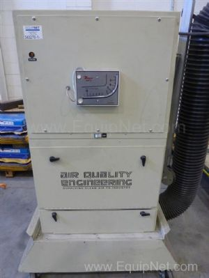 Air Quality Engineering Dust Collector with Snorkel