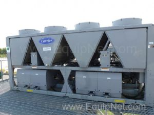 Carrier Aqua Force Rotary Screw Chiller 120 Ton  CH-3