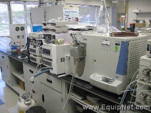 Finnigan LXQ MS System with Agilent 1200/1100 HPLC